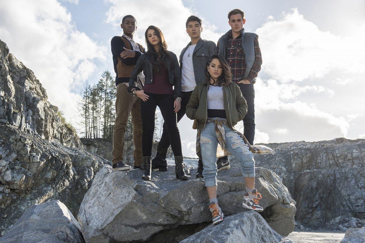 Ellos son los nuevos Power Rangers.. Imagen Por: | Cortesía