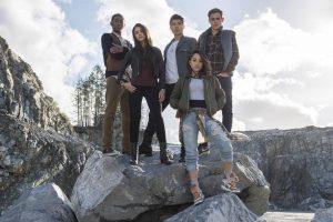 'Power Rangers', más que una historia de superhéroes