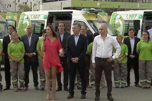 Argentina: El 'corto y sexy' vestido de una gobernadora causa polémica