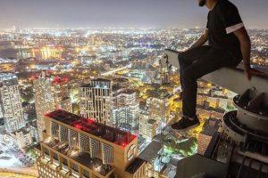 El fotógrafo que arriesga su vida para ganar likes en Instagram