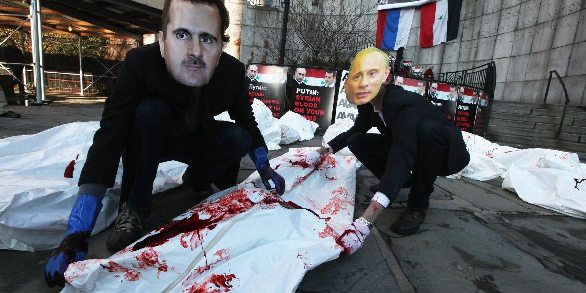 """El régimen de Assad será investigado por """"terrorismo de Estado"""""""