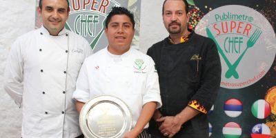 Ganador Metro Superchef  2016: Una experiencia única con la cocina mexicana