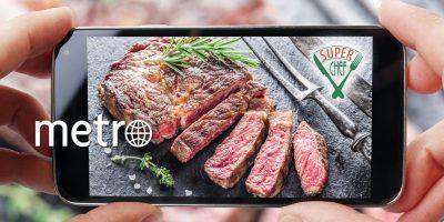 Metro Super Chef 2017: Comida que seduce tus ojos