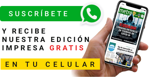 Suscribete a WhatsApp Read Metro