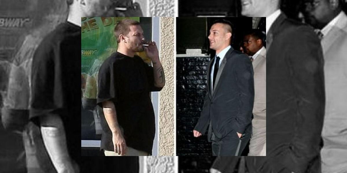 Kevin Federline, el ex de Britney Spears y sus grandes cambios