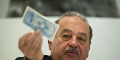Carlos Slim, el hombre más rico del mundo