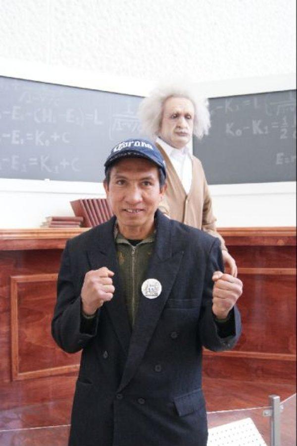 """Foto:Víctor Manuel Rabanales, """"El Rústico"""" / Alma Montiel"""
