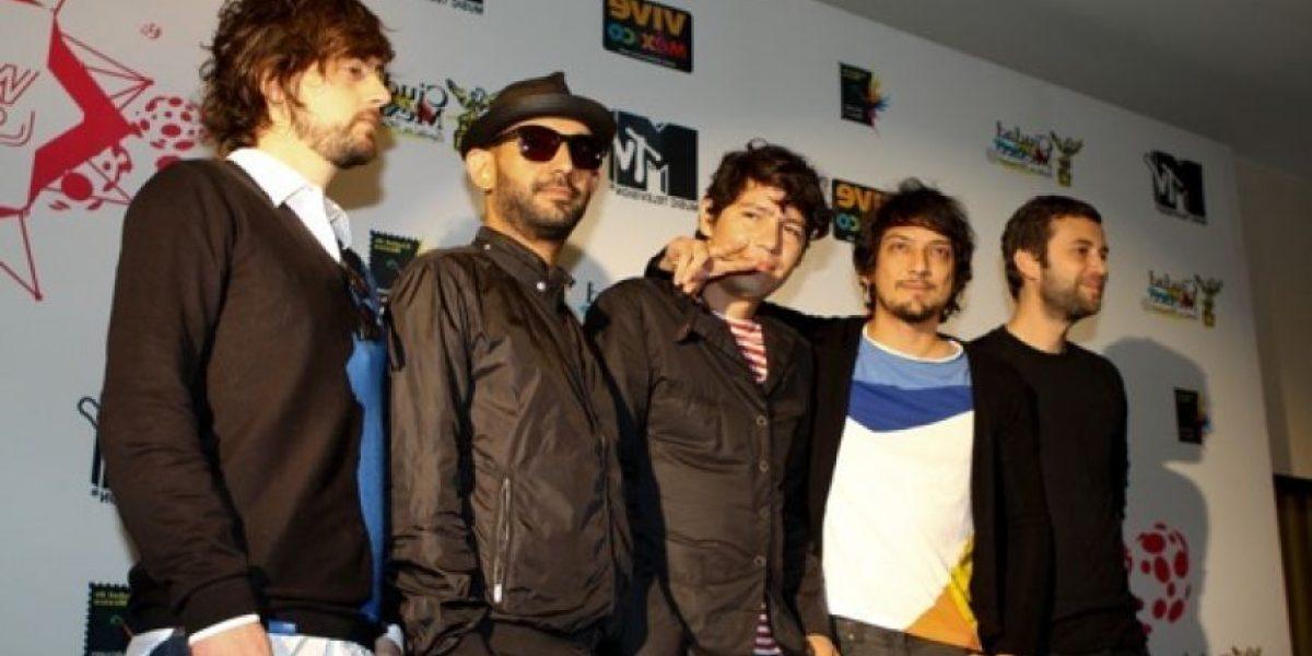 Zoé, feliz invitada a los MTV World Stage México