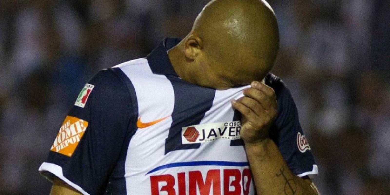 Foto:También los grandes se equivocan / MexSport