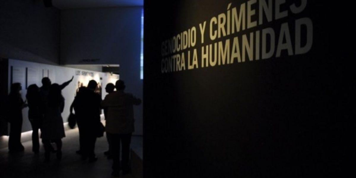 Inauguran el Museo Memoria y Tolerancia