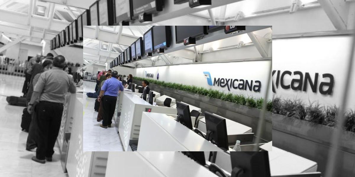 Pilotos y Sobrecargos de Mexicana aceptan plan de rescate