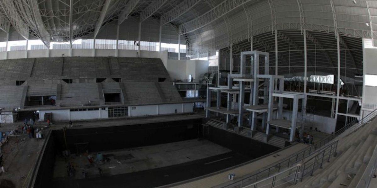 FOTOS: Sedes Panamericanos 2011: Centro Acuático