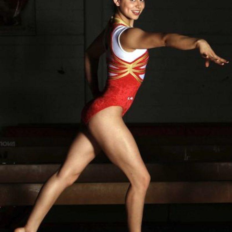 Elsa García Rodríguez Blancas, 8 de febrero de 1990, es un gimnasta mexicana de Monterrey. Entrena en el Regio Club Gimnástico donde la describen como una gimnasta de trabajo duro. Es actualmente una de las gimnastas mexicanas mejor calificadas y sobresalientes. Foto:Mexsport
