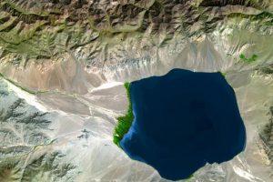 Uvs Nuur Basin, Mongolia Foto:NASA. Imagen Por: