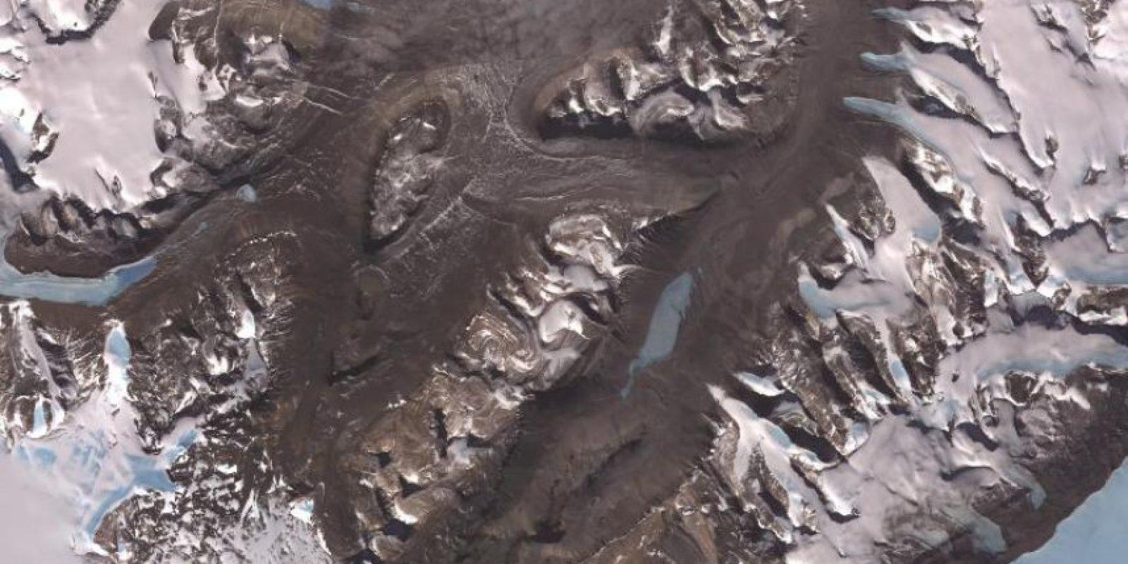 Valles Secos de McMurdo, Antártida Foto:NASA