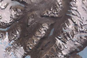 Valles Secos de McMurdo, Antártida Foto:NASA. Imagen Por: