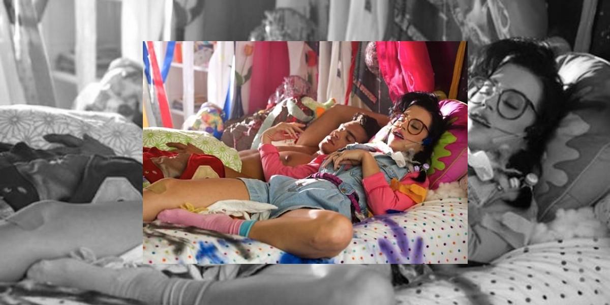 Katy Perry se destapa en su nuevo video Last friday night