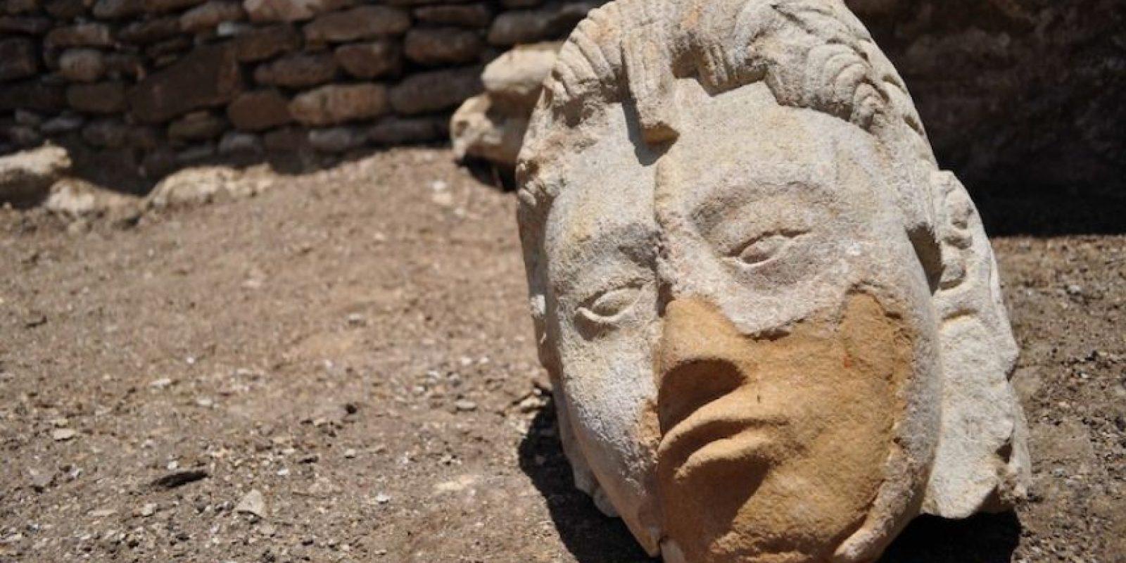 Las piezas se suman a seis elementos decorativos que fueron encontrados desde la década de los 90 y que consisten en cuatro tableros, dos de los cuales se exhiben en el Museo de Sitio de Toniná. Foto:Cuartoscuro