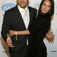 Megan Fox y Brian Austin Green Foto:AP