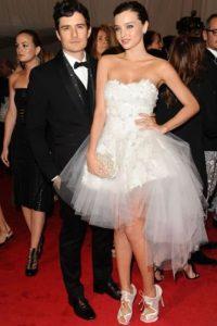 Miranda Kerr y Orlando Bloom Foto:AP
