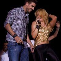 Shakira y Gerard Piqué Foto:AP
