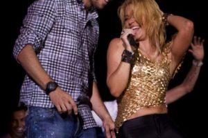 Shakira y Gerard Piqué Foto:AP. Imagen Por:
