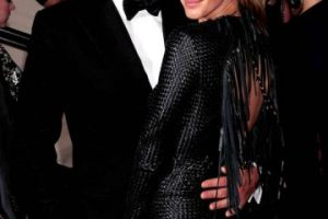 Gisele Bundchen y Tom Brady Foto:AP. Imagen Por:
