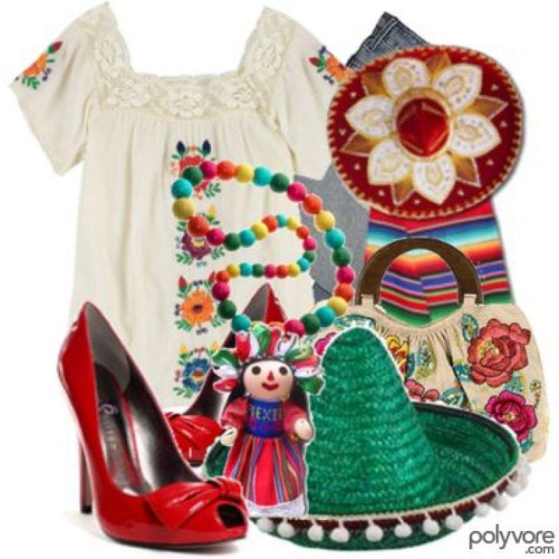 Arma Tu Outfit Para La Noche Mexicana Sin Perder El Estilo