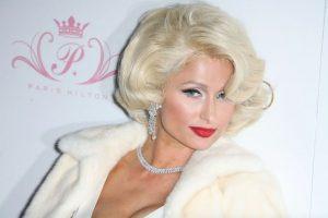 Paris Hilton se ha tomado fotos a la Marilyn Monroe en más de una ocasión. Foto:Tomada de Internet