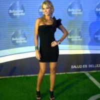 Inés Sainz, conductora de TV Azteca Foto:Twitter
