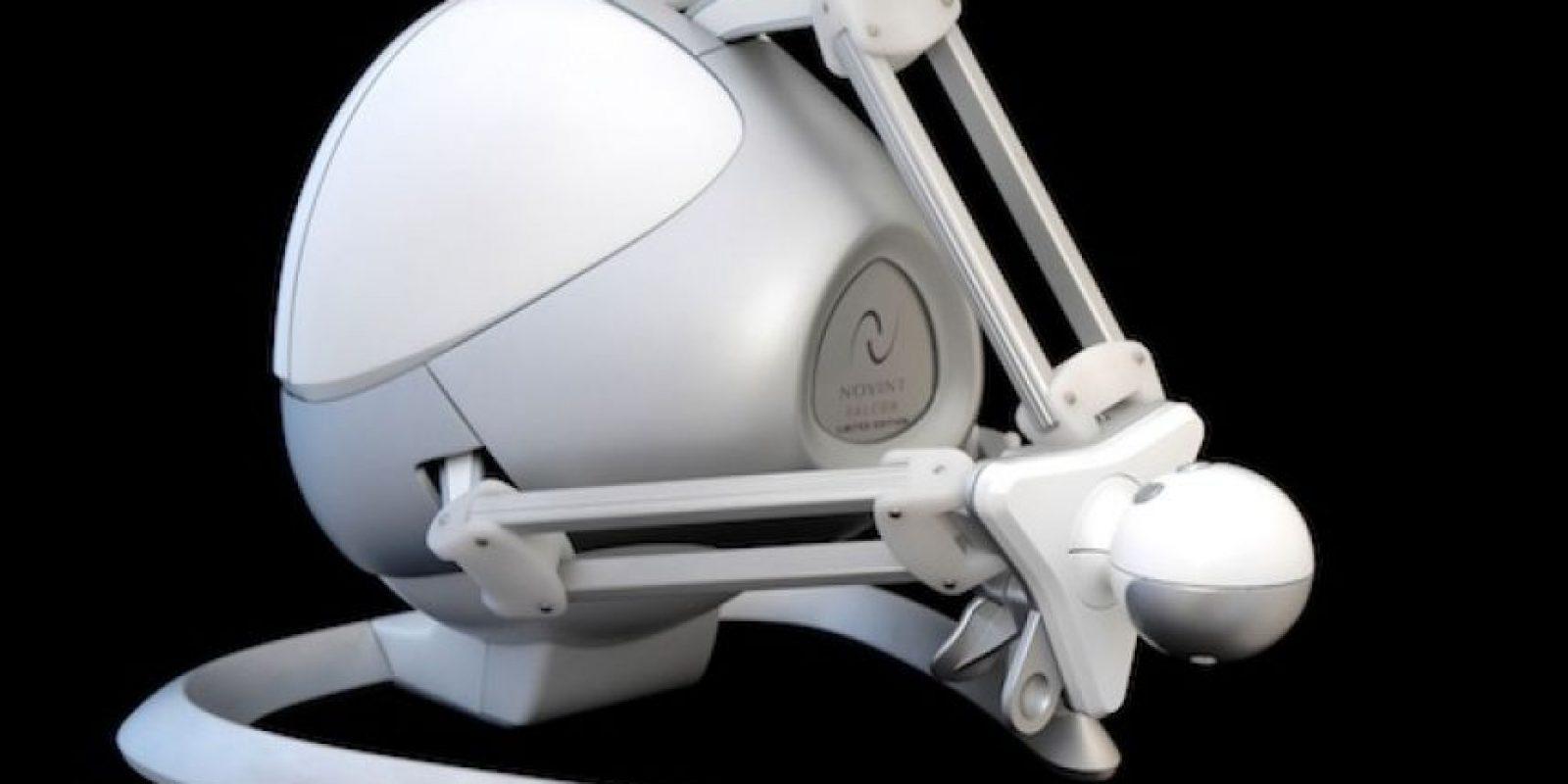 Novit Falcon, un mouse 3D Foto:Google