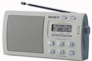 Radio Portátil Foto:Google