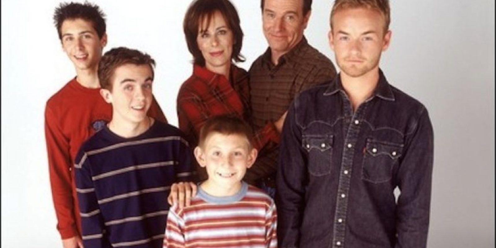 """La serie animada """"Padre de Familia"""" parodió a """"Malcolm el de en medio"""".  Foto:Google. Imagen Por:"""