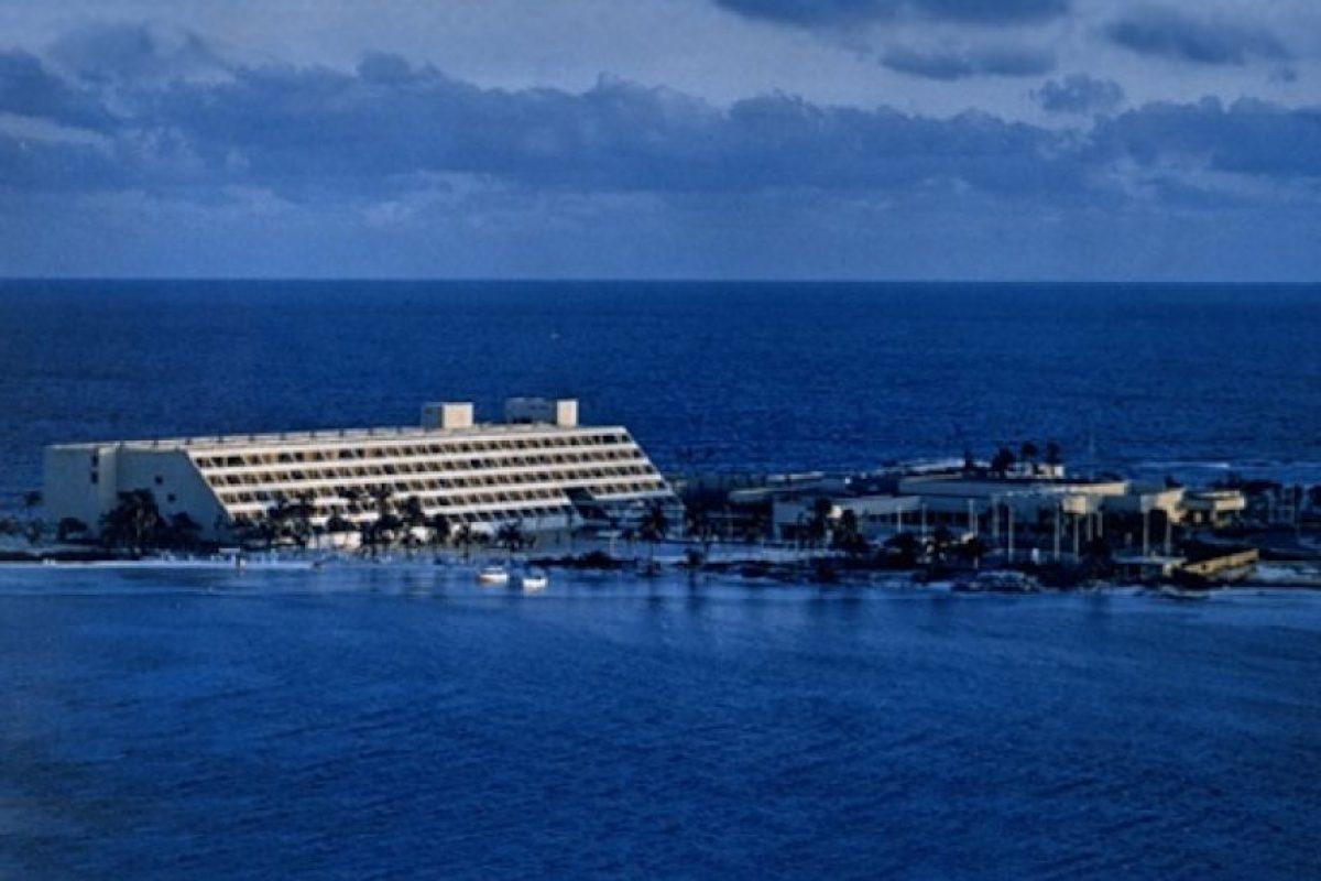 Hotel Camino Real Cancún Foto:Legorreta+Legorreta