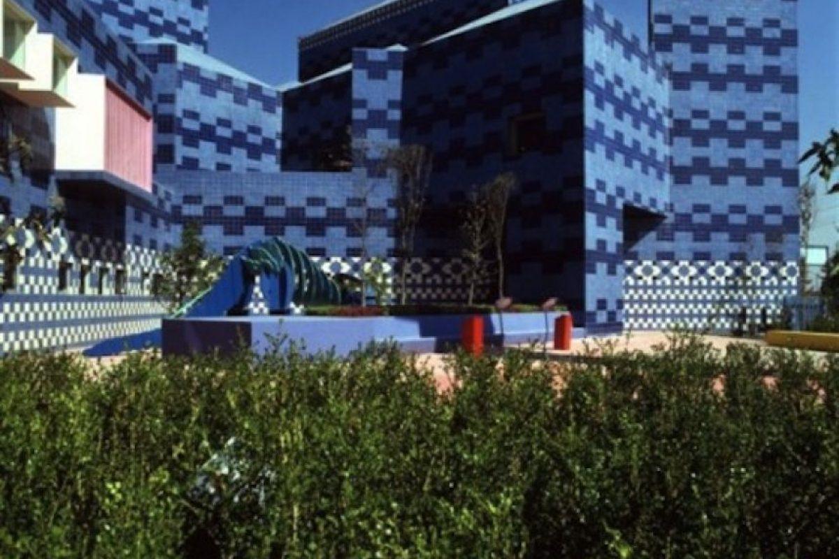 Papalote Museo del Niño Foto:Legorreta+Legorreta