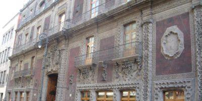 Restauración del Antiguo Palacio de Iturbide Foto:Google