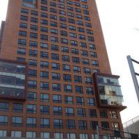 Torre Nueva de la Secretaría de Relaciones Exteriores en la Plaza Juárez, en Tlatelolco Foto:Google