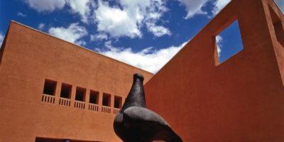 Museo de Arte Contermporáneo de Monterrey Foto:Google