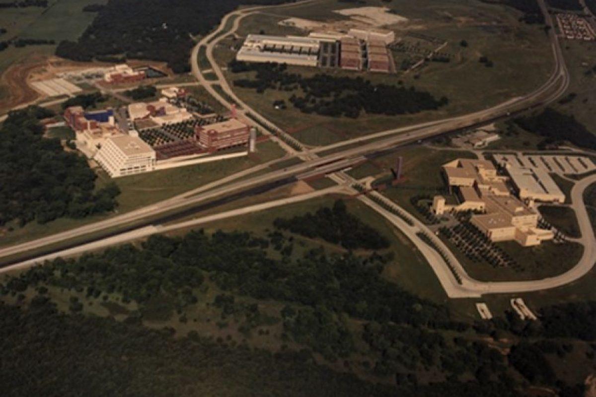 Plan Maestro para el Complejo Solana en Dallas, Texas. Constituye un amplio esquemas de comercios, oficinas y un hotel Foto:Legorreta+Legorreta