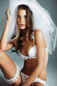 8.- Lily Aldridge (VICTORIAS´S SECRET) Foto: Google