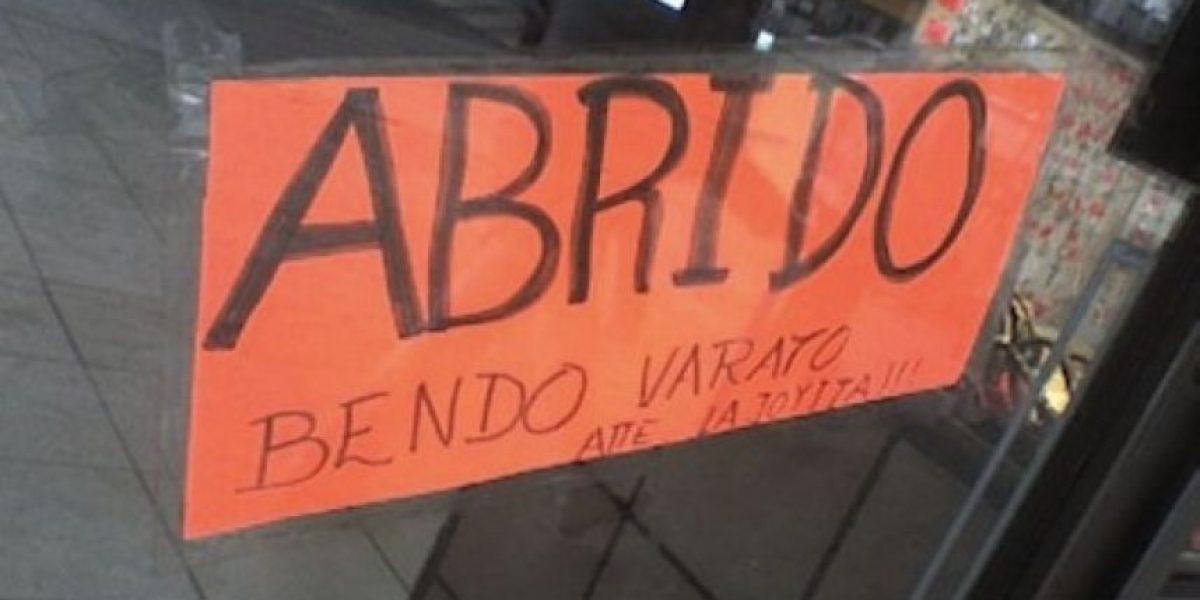 México, su cultura a través de letreros