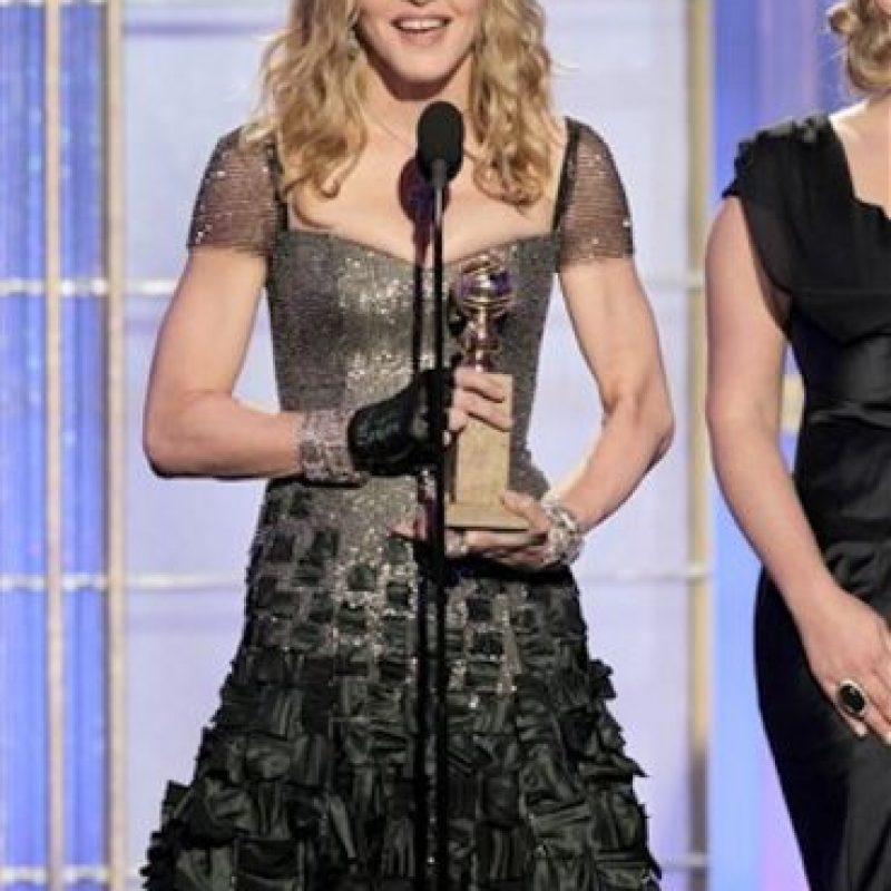 "MEJOR CANCION ORIGINAL: ""Masterpiece"" Madonna Foto: AP"