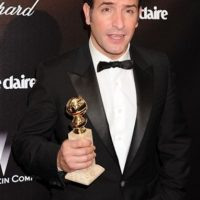 "MEJOR ACTOR EN MUSICAL O COMEDIA: Jean Dujardin ""The artist"" Foto: AP"