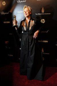 "MEJOR ACTRIZ EN DRAMA: Meryl Streep"" ""Iron lady"" Foto:AP"