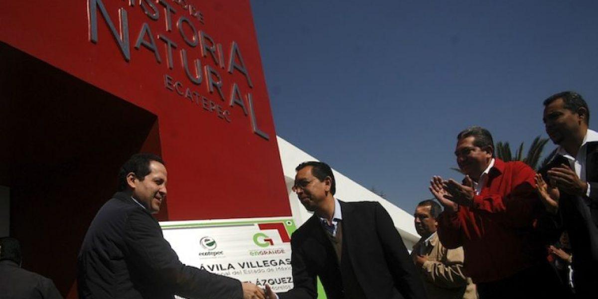 Inauguran Museo de Historia Natural gratuito en Ecatepec