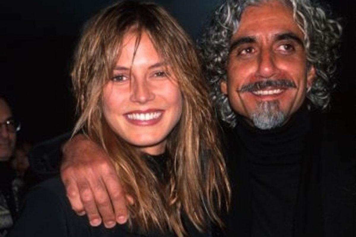 También mantuvo una relación con el exdirector deportivo de un equipo de Fórmula 1, Flavio Briatore. El romance que tuvieron terminó cuando ella quedó embarazada de él.  Foto:Google. Imagen Por: