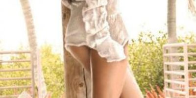Lorena Rojas posa desnuda para una revista de caballeros