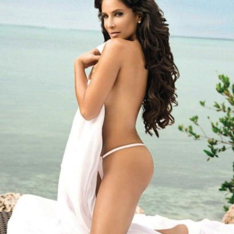 Naked Rebecca