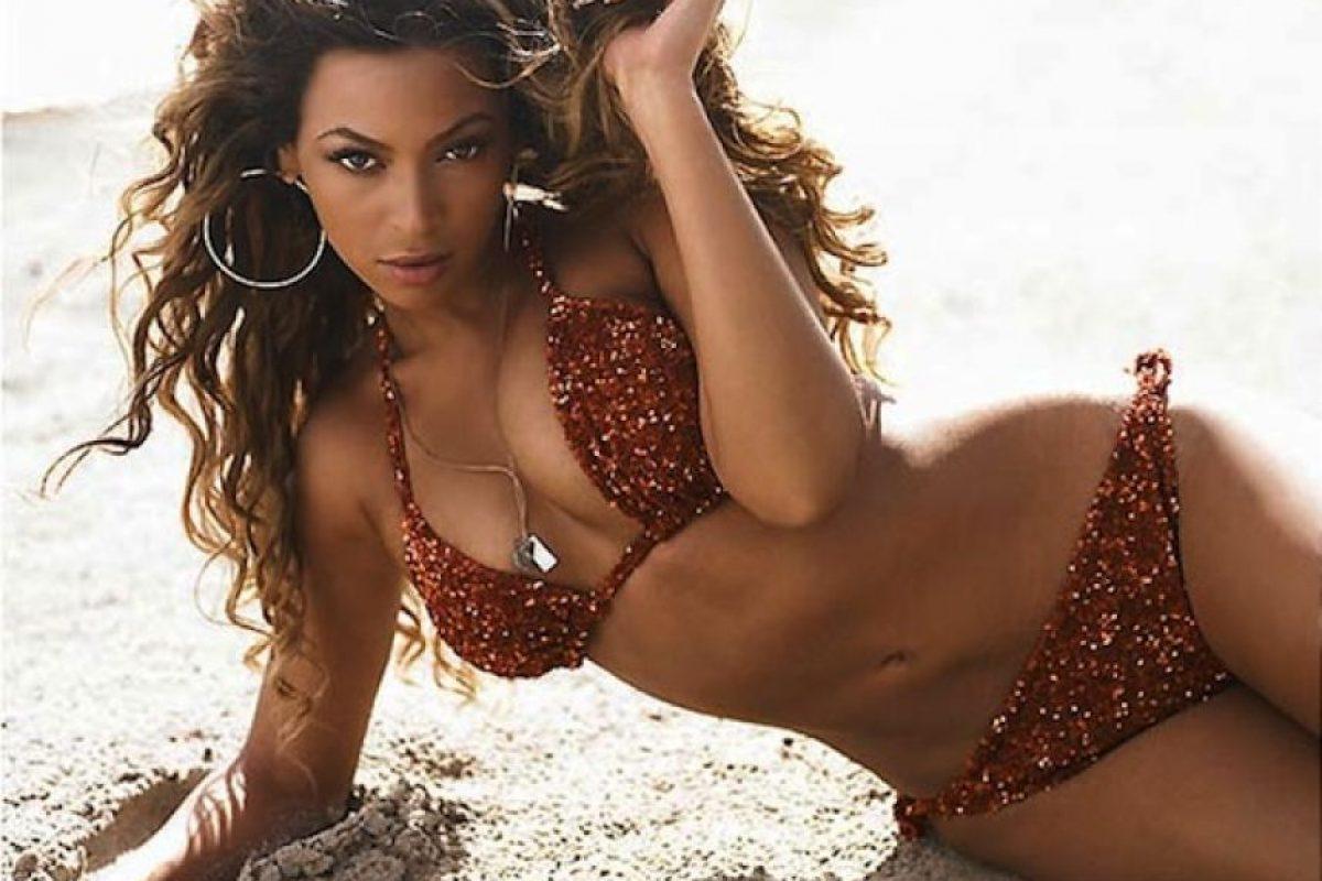 Beyoncé en el lugar 15. Foto:Google