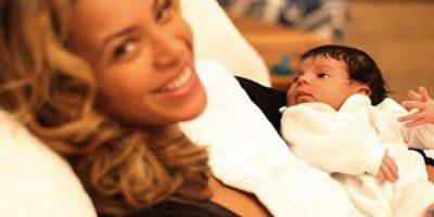 Beyoncé finalmente presenta a su hija Blue Ivy